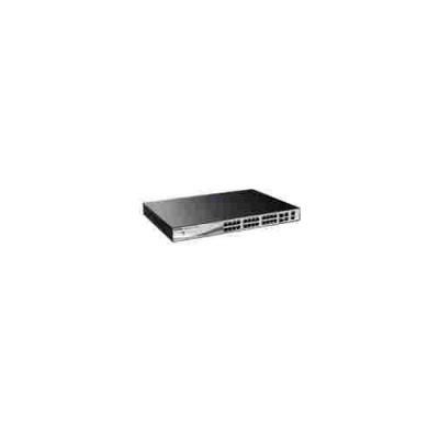 D-Link Web Smart 24-port 10/100 Poe (DES-1210-28P)