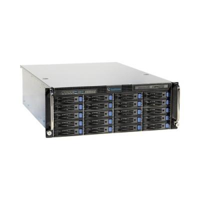 Geovision 8 Ch 120fps, 3u, 2bay Pro Hybrid Dvr (91-800P2-080)