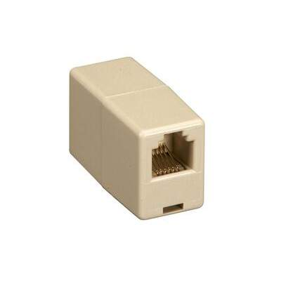 Black Box Coupler - Rj11, Cross-pinned, Modular (FM009)