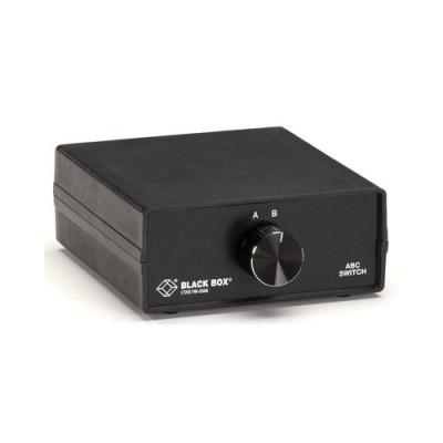 Black Box Switch Manual M34 2-1 V.35 Fff All Lead (SWL751A-FFF)