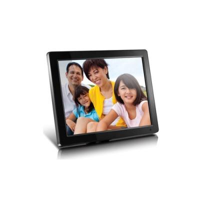 Aluratek 12 Photo Frame/512mb Built-in Memory (ADMPF512F)