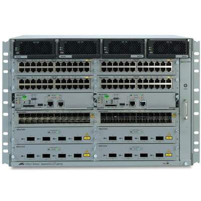 Allied Telesis 96 Port Poe Bundle (AT-SBX3112-98POE+10)