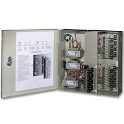 Everfocus Electronics 8 Outputs,4 Amps,12vdc,reg.,ptc (DCR8-3.5-2UL)