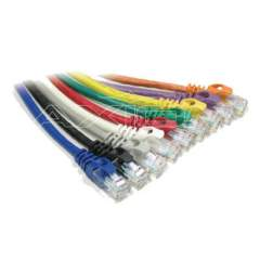 Axiom 3ft Cat6 Cable W/boot (black) (C6MB-K3-AX)