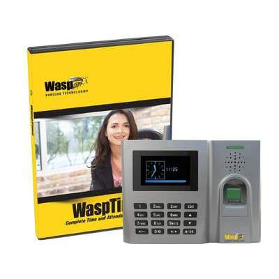 Wasp time Biometric Combo (633808550356)