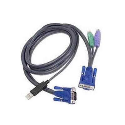 Iogear Intelligent Kvm Cable 6 Ft (G2L5502UP)