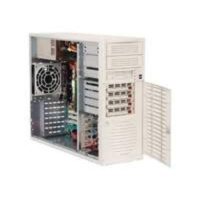 Supermicro Computer Black,single Amd Opteron,4xsata,450w (AS-4710S-TB)