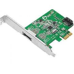 SIIG Dual Profile Pci Express 6gb/s (SC-SA0N11-S1)