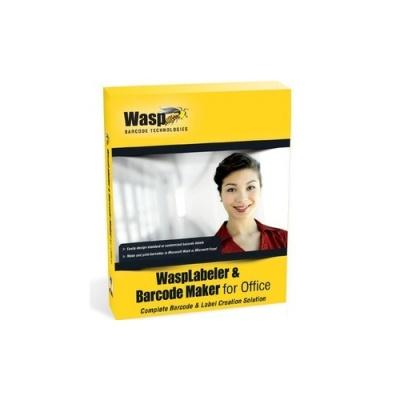 Wasp labeler & Barcode Maker (633808105372)