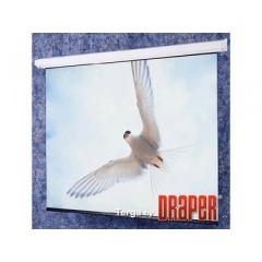 Draper 109 In Diag 16x10 Mattwhite (116368L)