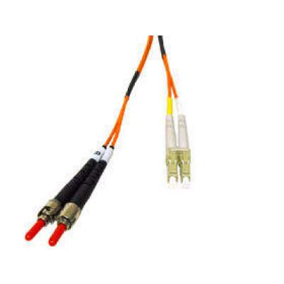 C2G 5m Lc-st 62.5/125 Mm Om1 Fiber Cable (33166)