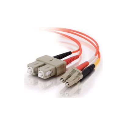 C2G 20m Lc-sc 62.5/125 Mm Om1 Fiber Cable (33161)