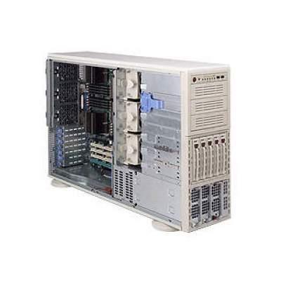 Supermicro Computer Black,opteron8000,5 Hot-swap Sata,1000w (AS-4041M-T2RB)
