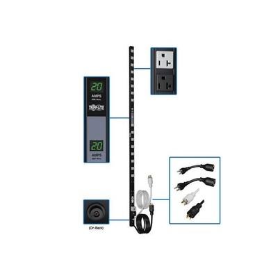 Tripp Lite Pdu Dual Metered 20a 120v 5-15/20r 0urm (PDUMV40)