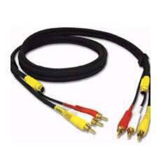 C2G 25ft Rca/s-video Cable (29155)