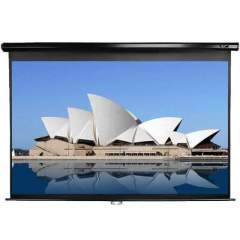 Elite Screens Projection Screen 99 In 1:1 Matte White (M99UWS1)