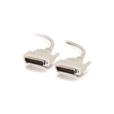 C2G 30ft Db25 M/m Printer Cable (06106)