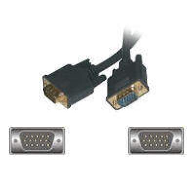 C2G 12ft Flexima Hd15 M/m Monitor Cable (28244)