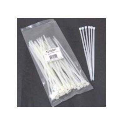 C2G 100pk 11.5in Cable Ties White (43035)