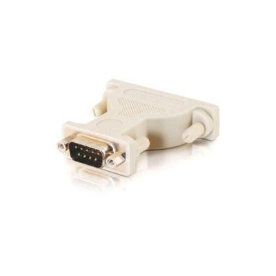 C2G Db9m To Db25f Serial Adapter (02449)