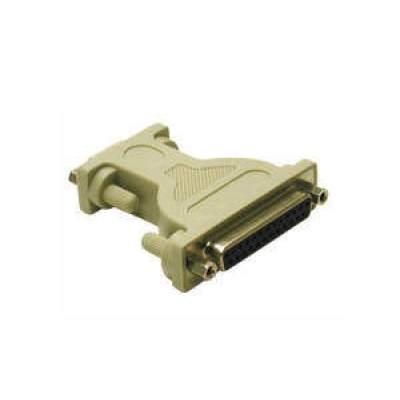 C2G Db9f To Db25f Null Modem Adapter (02472)