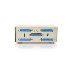 C2G 4-1 Db25 Manual Switch Box (03292)