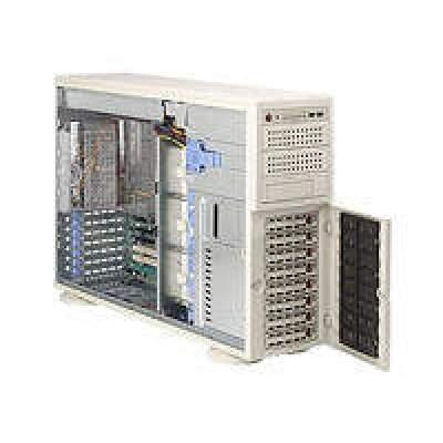 Supermicro Computer Beige,dual,32gb Ddr2,8 Sata,800w (AS-4021M-T2R+)