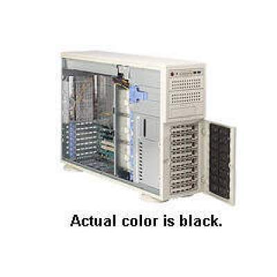 Supermicro Computer Black,dual,32gb Ddr2,8 Sata,800w (AS-4021M-T2R+B)