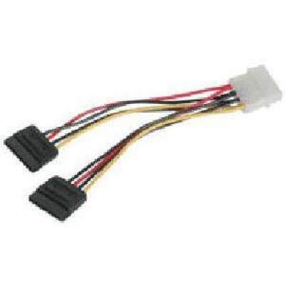 C2G Dual Serial Ata Power Splitter (10155)