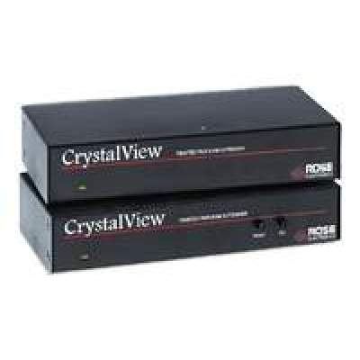 Rose Electronics Crystalview Cat5 Kvm Extender (CRK-1P/AUD)