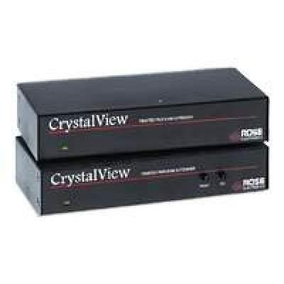 Rose Electronics Crystalview Cat5 Kvm Extender (CRK-2P/AUD)