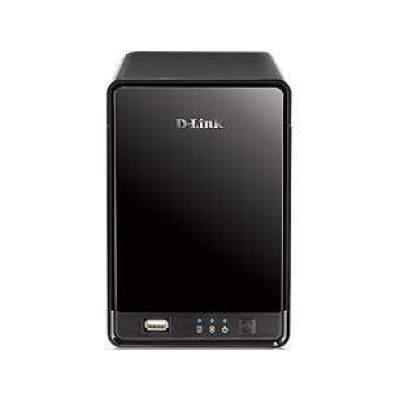 D-Link Mydlink Network Video Recorder (DNR-322L)