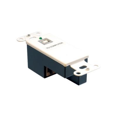 C2G Usb Superbooster Wallplate-transmitter (29344)