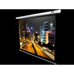 Elite Screens 125 Inch (16:9),maxwhite,blk (ELECTRIC125H)