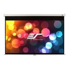 Elite Screens 150in Manualscreen,16:9,whitecase (M150XWH2)