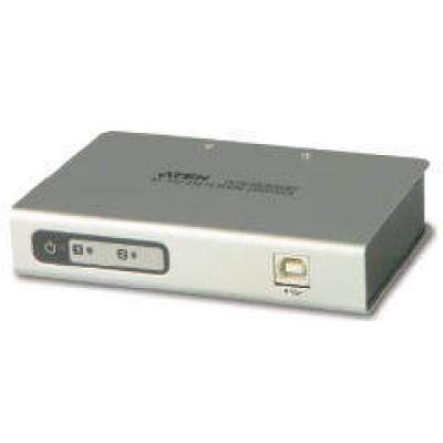 Aten 2-port Usb To Serial Rs-232 Hub (UC2322)