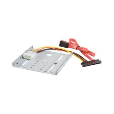 Startech.Com 2.5 Hd To 3.5 Drive Bay Mounting Kit (BRACKET25SAT)