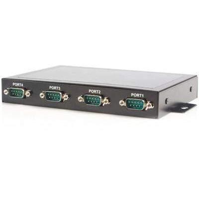 Startech.Com 4 Port Usb 2.0 To Serial Adapter Hub (ICUSB2324X)