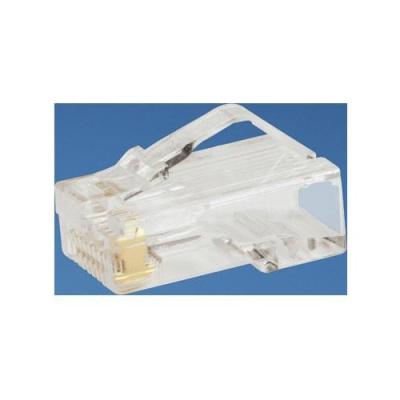 Mediatech 8-position 8-wire Modular Plug (MT-MP588L)