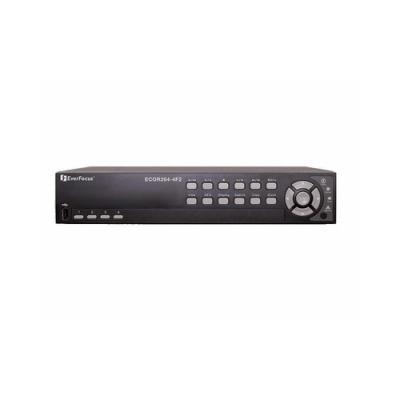 Everfocus Electronics 4 Ch., 500 Gb, 120 Fps @ Cif, (ECOR264-4F2/500)