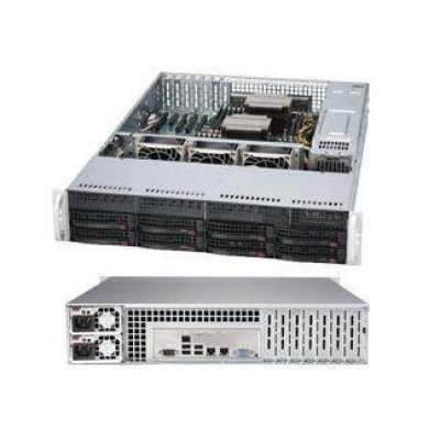 Supermicro Computer 5 Yrs Parts Labor And Cross Ship (SYS-6027R-72RF-EW4)