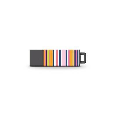 Centon Electronics Socialista Stripe 16gb Pro2 Usb (DSPTM16GB-SS)