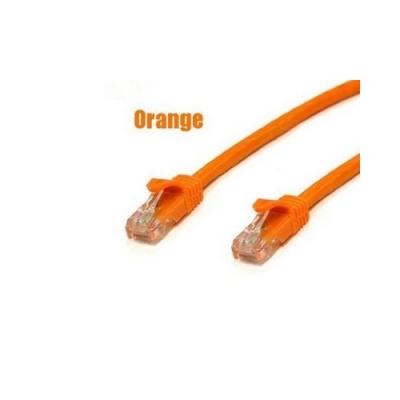 Bytecc 15 Ft. Cat 6 Orange Color (C6EB-15O)
