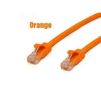 Bytecc 7 Ft. Cat 6 Orange Color (C6EB-7O)