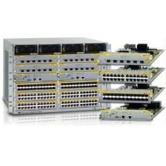 Allied Telesis 12 Port 10g Redundant System Bundle (AT-SBX8112-12XR-10)