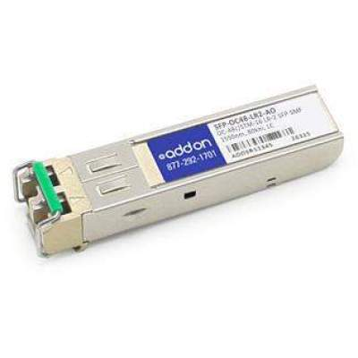 Add-On Addon Sfp-oc48-lr2 Comp Sfp Taa Xcvr (SFP-OC48-LR2-AO)