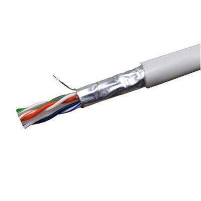 Weltron Cat6 Solid Ftp Cmp White 1000 Taa Compl (T2404L6SHP-WH)