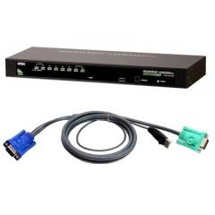 Aten 8-port Kvm With 8-usb Cables (CS1308KIT)