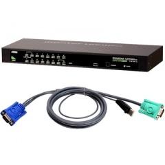 Aten 16-port Kvm With 16-usb Cables (CS1316KIT)