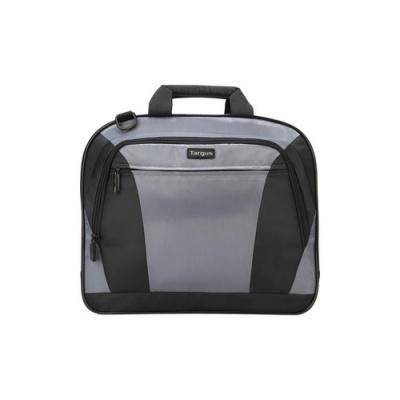 Targus Group International Notebook Carrying Case Gray, Black (CVR400)